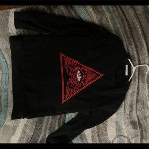 Givenchy sweater Illuminati pattern